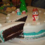 Relleno tarta fondant sin nevera